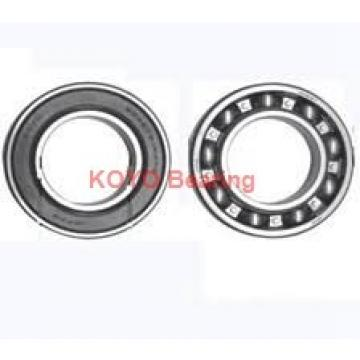 KOYO NUP1019 cylindrical roller bearings