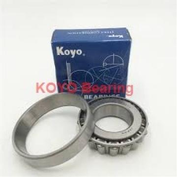 KOYO 6217ZZ deep groove ball bearings