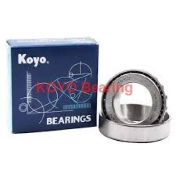KOYO 6206ZZ deep groove ball bearings