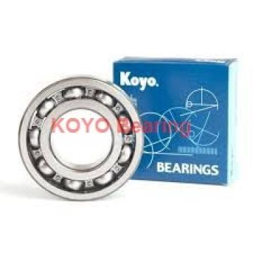 KOYO HH437549/HH437510 tapered roller bearings