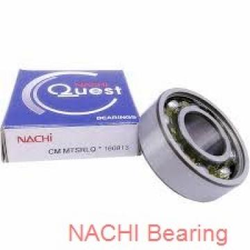 NACHI UCX18 deep groove ball bearings