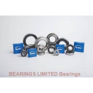 BEARINGS LIMITED RCSM12S